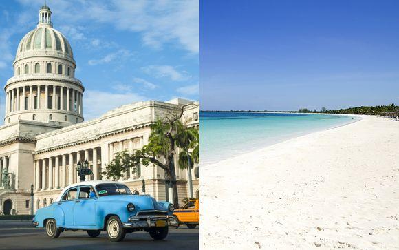 Homestay Havana, Cienfuegos, Trinidad & Melia Las Dunas 5*