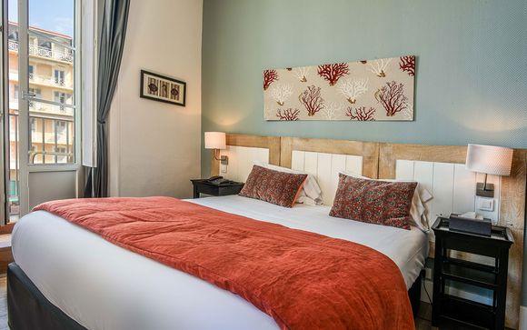 Hotel de l'Ocean 3*