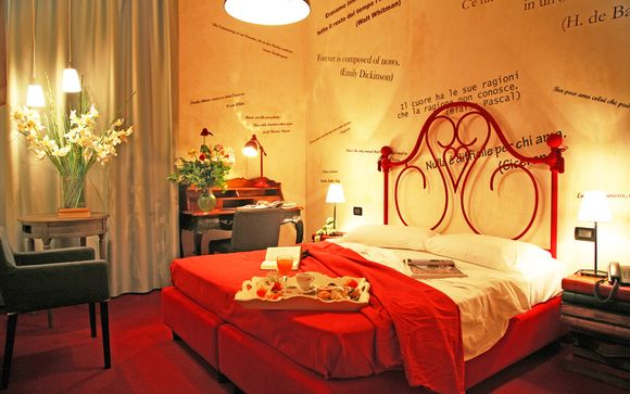 Hotel Bella'mbriana Charme and Relax 4*