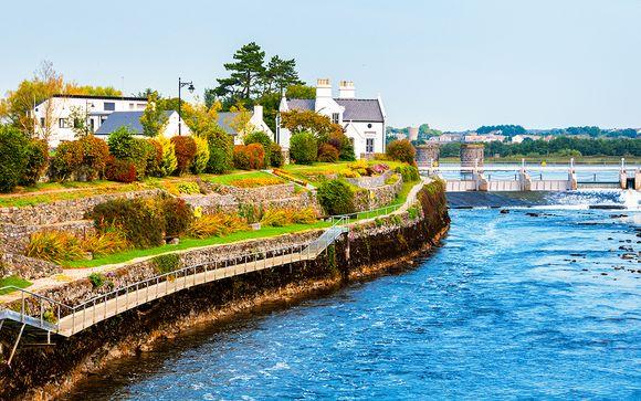 Maldron Hotel Sandy Road Galway 4*
