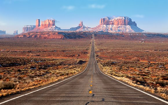 Route 66 & the American Dream Fly Drive