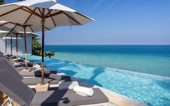 Cape Sienna Hotel & Villas 5* & Optional Khao Lak Stopover