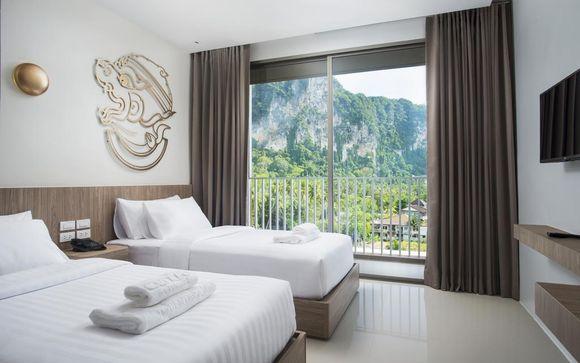 Centra by Centara Phu Pano Resort Krabi 4*