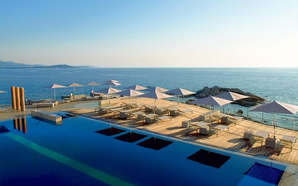 Luxury Collection: Elegant Hotel Surrounded by the Spectacular Ajaccio Bay