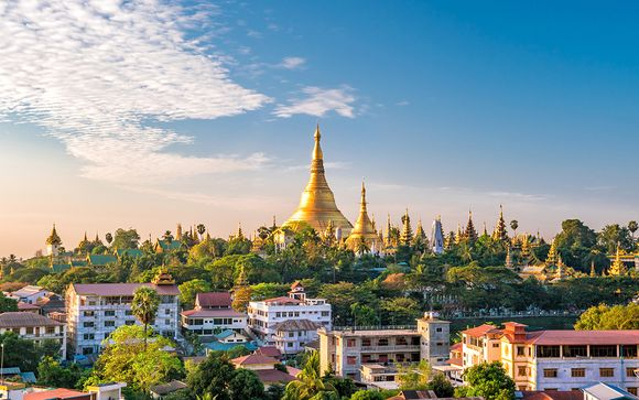 Your 9-Night Myanmar Tour Itinerary