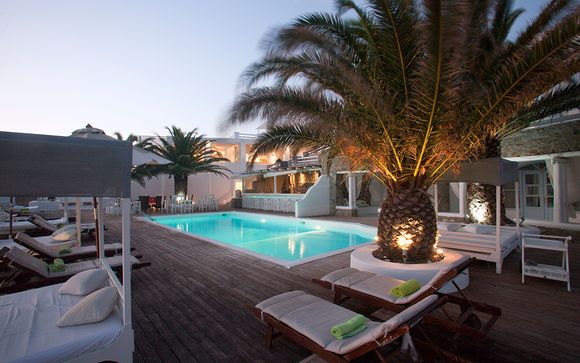 Mykonian Mare Boutique Hotel 5*