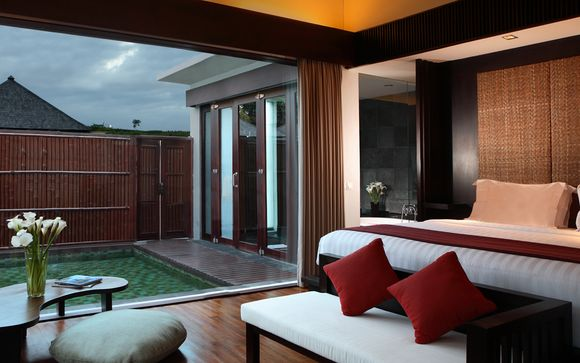Furama Villas & Spa Ubud 4*