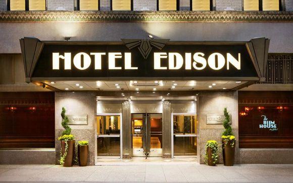 Hotel Edison 4*