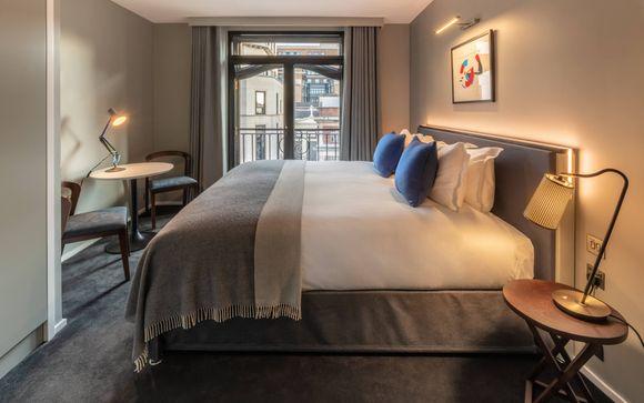 The Nadler Covent Garden Hotel 4*