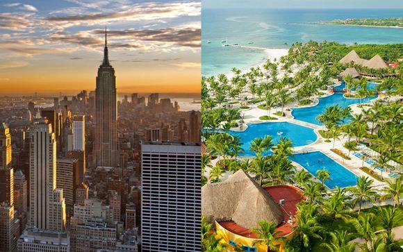 Freehand New York 4* & Barcelo Maya Colonial 5*