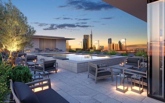 Elegant Design Hotel Retreat