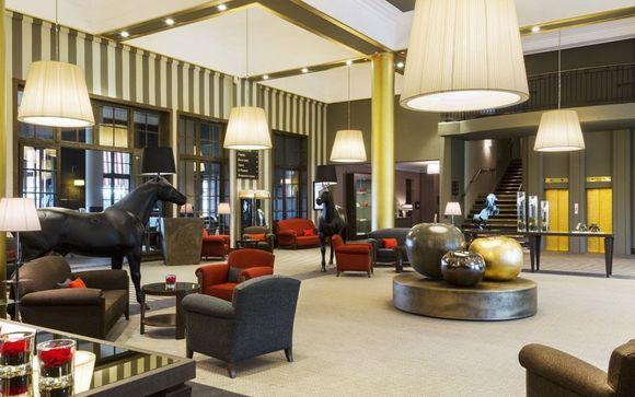 Hotel Barriere L'Hotel Du Golf Deauville 4*