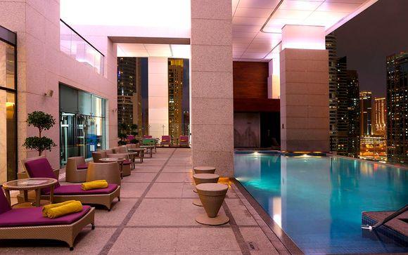 Panoramic Views near Dubai Marina