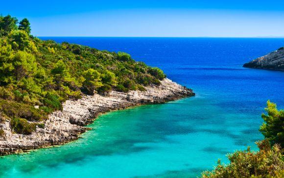 Enchanting Break off the Dalmatian Coast