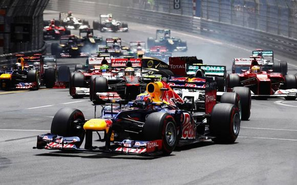 Exclusive Trip to Glamorous Monaco with Grand Prix Tickets