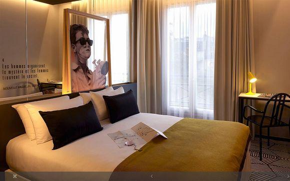 Hotel Gaston 3*