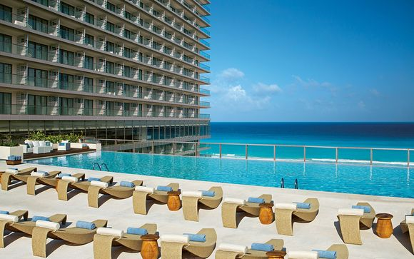 Secrets The Vine Cancun 5*
