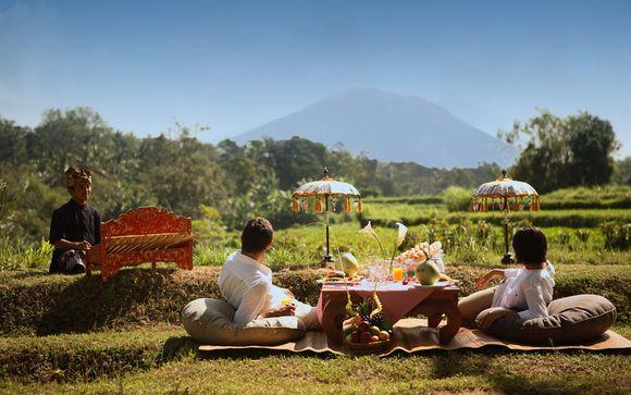 Furama Villas & Spa Ubud 4* & Dancing Villas Nusa Dua with Optional Singapore