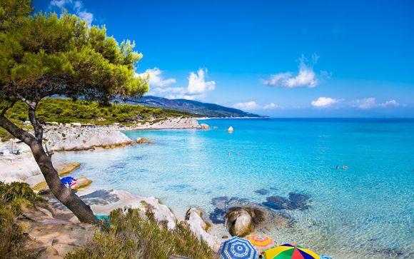 Idyllic Location on Picturesque Kassandra Peninsula