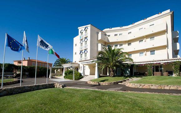 Hotel Baja 4*