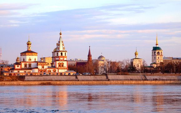 Your Itinerary: From St Petersburg (17 Nights)