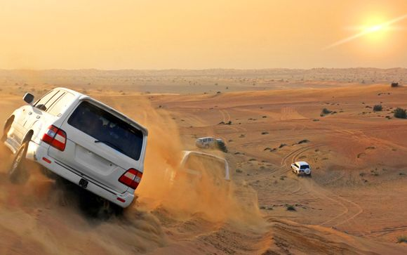 Your Optional Excursions in Dubai