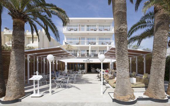 Hotel Cabot Romantic 3*