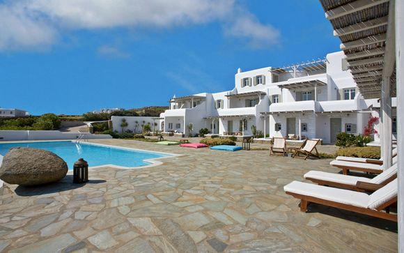 Yakinthos Residence 4*