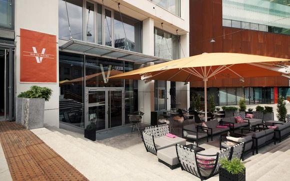 Hotel Scandic Vulkan 4*