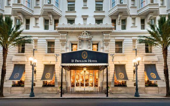 Le Pavillon Hotel New Orleans 4*