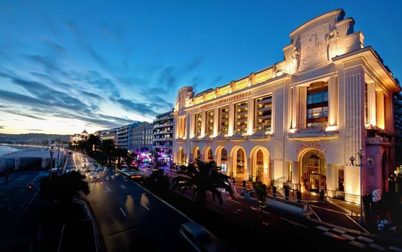 Hyatt Regency Nice Palais de la Méditerranée 5*