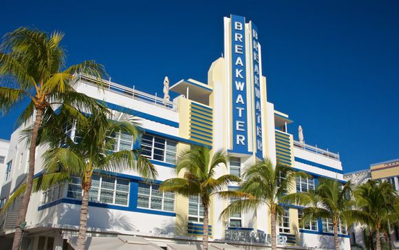 Hotel Breakwater South Beach Miami 4*