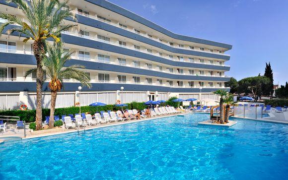 GHT Hotel Aquarium & Spa 4*