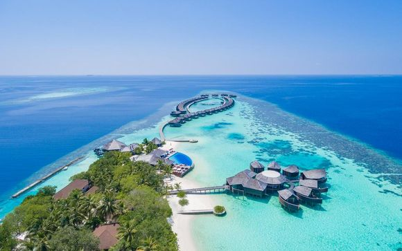 Lily Beach Resort and Spa 5* Grand Luxury