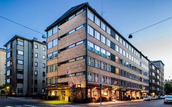 Original Sokos Hotel Albert 4*