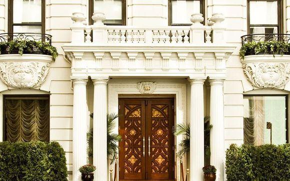 Sanctuary Hotel New York 4*