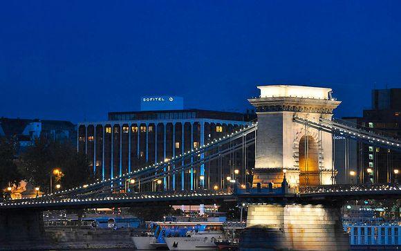 Sofitel Budapest Chain Bridge 5*