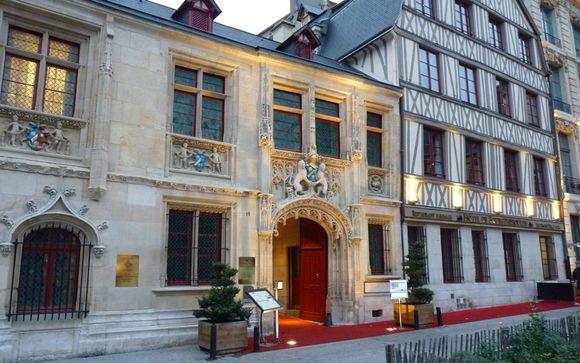 Hotel de Bourgtheroulde 5*, Autograph Collection