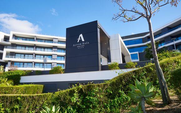 Hotel Alvor Baía 4*