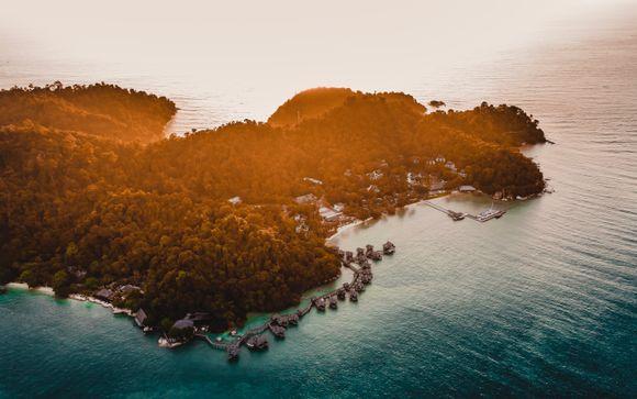 Pangkor Laut Resort 5*