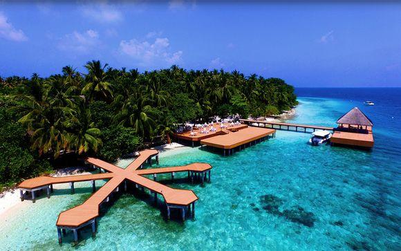 Fihalhohi Island Resort 4*