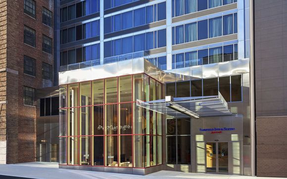 Fairfield Inn & Suites By Marriott New York/Penn Station 3*