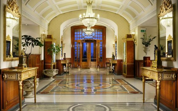 Grand Hotel Parker's 5*