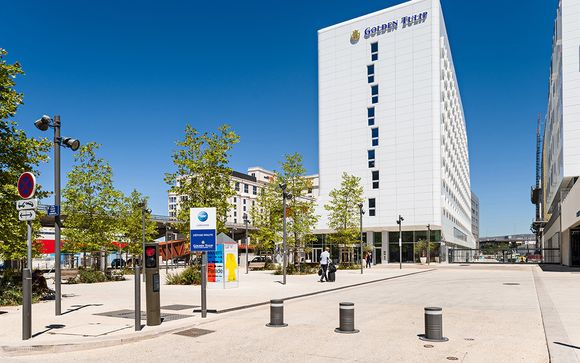 Golden Tulip Marseille Euromed 4*
