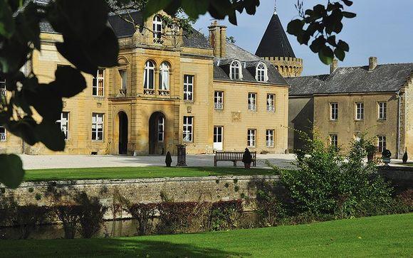 Domaine Château du Faucon 4*