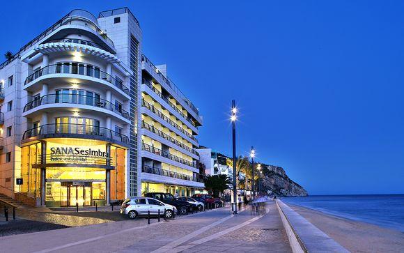 SANA Sesimbra Hotel 4*