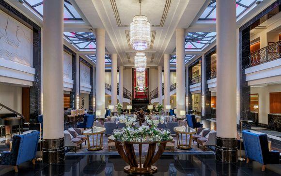 Corinthia Hotel St. Petersburg 5*