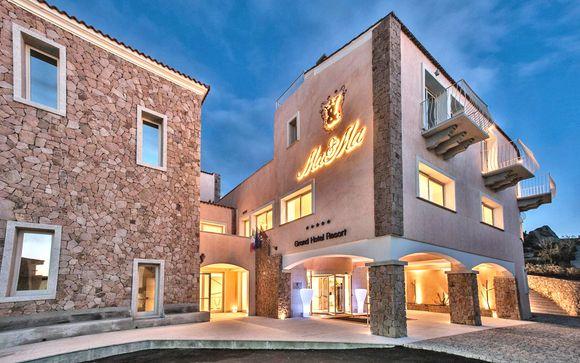 Grand Hotel Resort Ma&Ma 5*