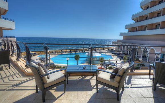 Radisson Blu Resort Malta St. Julian's 5*