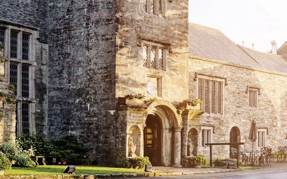 Boringdon Hall Hotel & Spa 5*